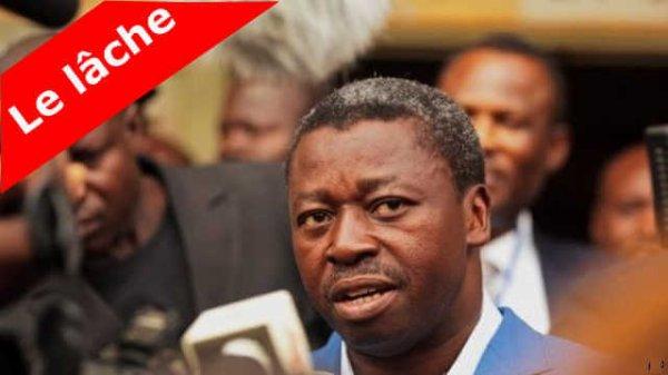 Réformes politiques au Togo : Faure Gnassingbé continue ses manoeuvres dilatoires de lâche. Il crée une nouvelle commission de réflexion sur le sujet, dont les membres sont entre autres Adji Otèth Ayassor, Ahoomey-Zunu, et David Ihou !