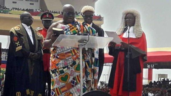 Encore une élection propre, transparente et sans histoire au Ghana!! Le Ghana, si proche si loin du Togo du despote Faure Gnassingbé