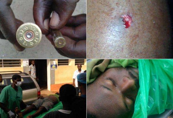 Le peuple Togolais meurtri se cherche : L'assassinat du jeune Alabi Nadjinoudine par le régime cinquantenaire des Gnassingbé, une mort de trop !