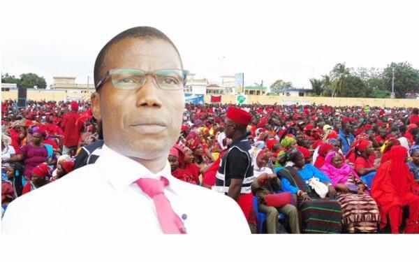 Togo Tikpi Atchadam et PNP :Grande mobilisation, en attendant la rue...