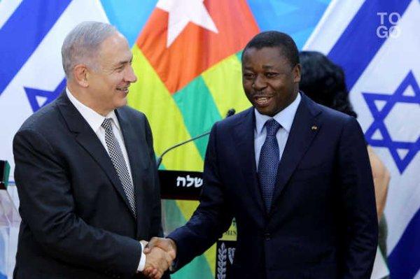 Israël : Près de 109 milliards Franc CFA investis pour la sécurité de Faure Gnassingbé !(C'est un chiffre qui fait froid dans le dos et met en fureur les Togolais dans un pays si lourdement endetté, entre 60 et 70% du PIB.)