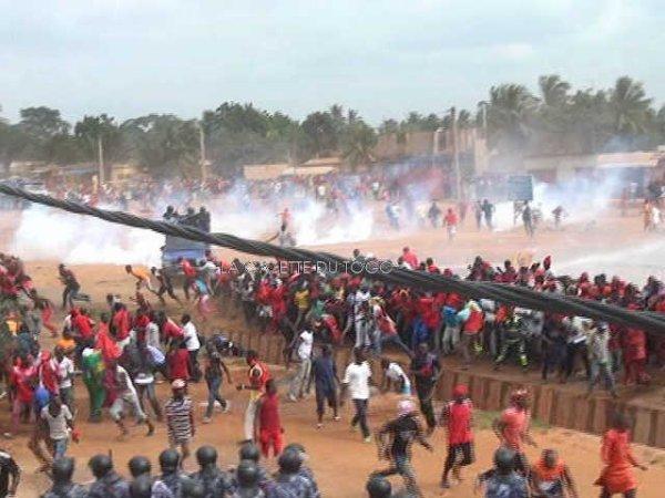 Manifestations pacifiques du PNP réprimées dans le sang: Le film d'une journée historique qui a ébranlé le pouvoir de Faure Gnassingbé
