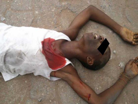 Le droit de tuer? Ils sont tués  sur instructions personnelles du chef de l'Etat togolais, Faure Essozimna Gnassingbé