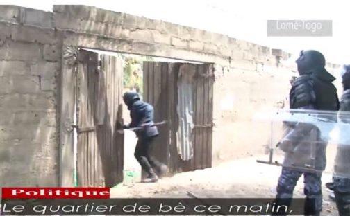 Le bilan des manifs de la semaine dernière!!Un mort, 174 blessés, 253 arrestations, dégâts matériels importants' à l'actif du pouvoir militaro clanique de Lomé 2. Le règne de la terreur continue!