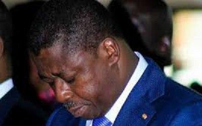 Faure et son père ont dramatiquement perdu plus d'un demi-siècle aux Togolais