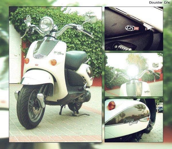 Aprilia Compay 125 - Douidar Gfx 2012