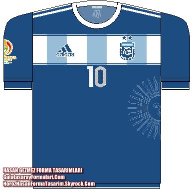 Arjantin Adidas