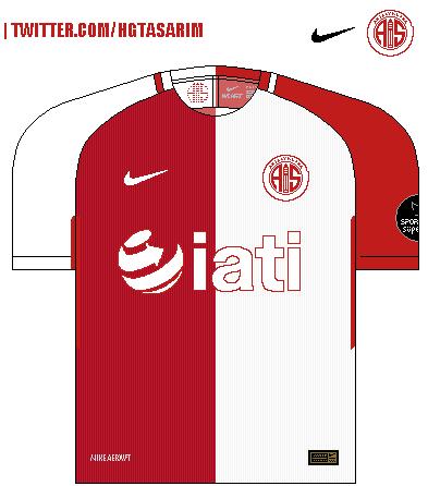Antalyaspor - Nike