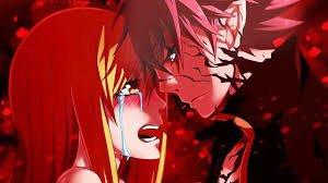lucie love natsu dans dragon cry
