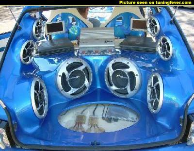 Vive le tuning !