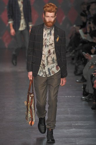 PAUL SMITH Automne - Hiver 2010-2011