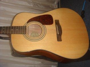 j'ai viré un dernier emballage sur ma guitare