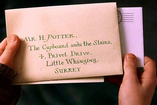 """Harry Potter's like Santa Claus. Something you can't see but wish was real so badly that you end up believing in it."""