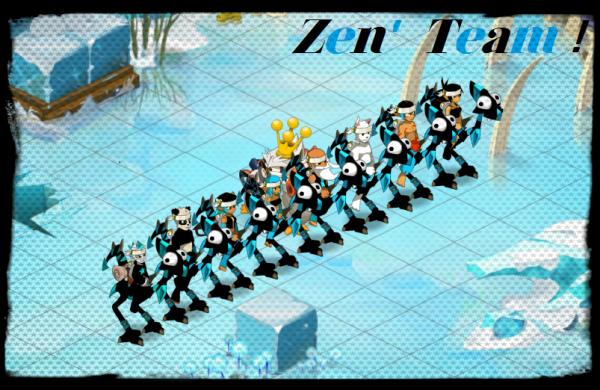 Zen' Team : Késésa ?