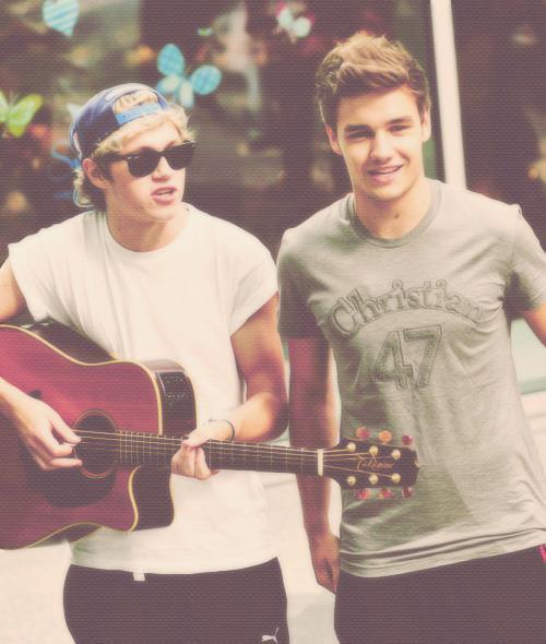 Niam  = Niall + Liam
