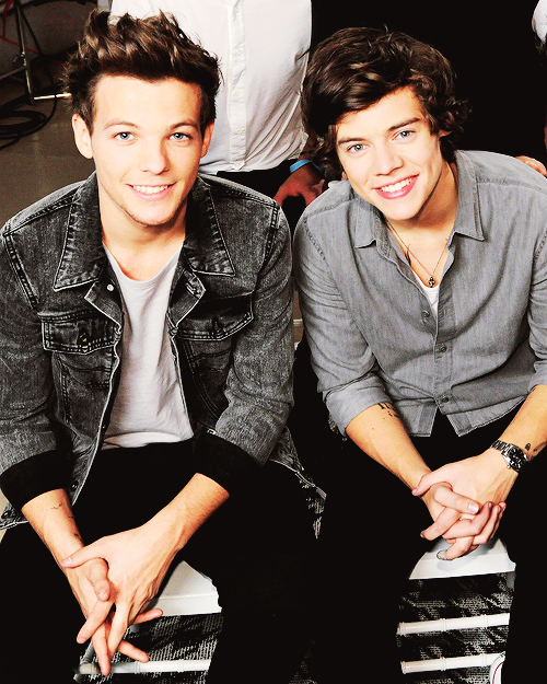 Larry  =  Louis + Harry