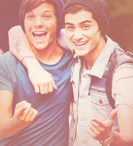 Zouis  =  Zayn + Louis