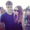 Diam  =  Danielle + Liam  = ♥