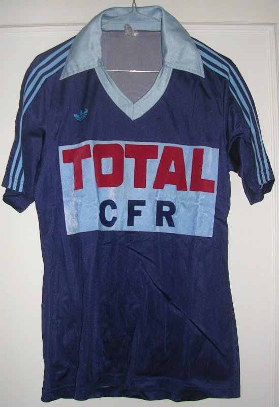 Maillot LE HAVRE A.C. 1979