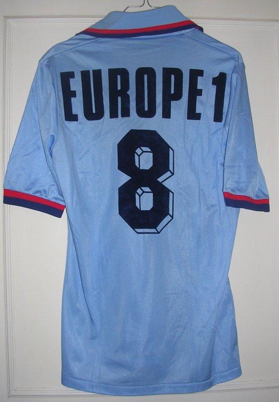 Maillot PARIS FOOTBALL CLUB 1978