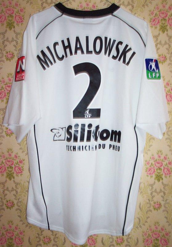 Maillot MONTPELLIER-HERAULT S.C. Sébastien MICHALOWSKI 2003