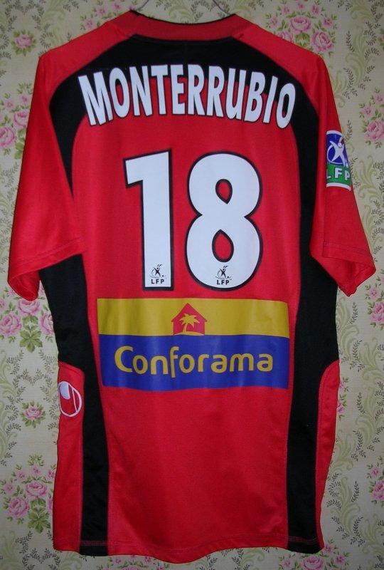 STADE RENNAIS F.C. Olivier MONTERRUBIO 2003