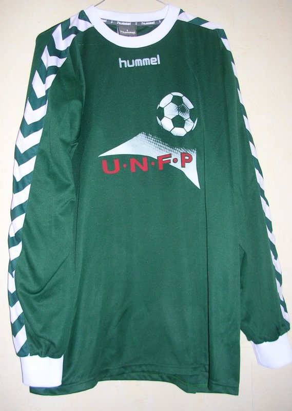 Maillot UNION NATIONALE FOOTBALLEURS PROFESSIONNELS 2003