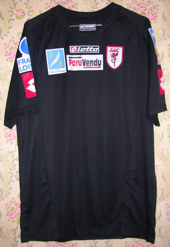Maillot A.S. CANNES 2004-2005