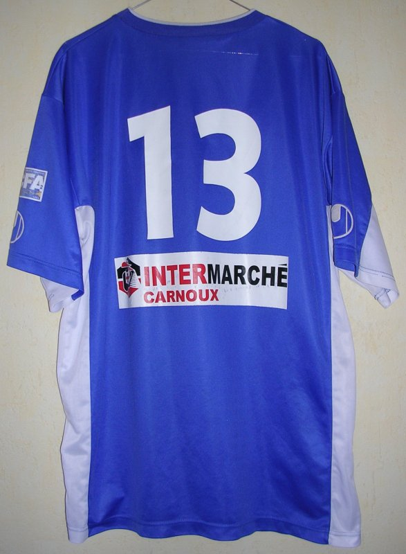 Maillot S.O. CASSIS-CARNOUX 2004