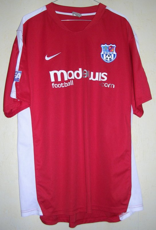 Maillot S.O. CASSIS-CARNOUX 2010