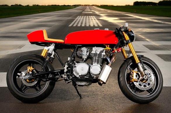 Honda CB 650 café Racer