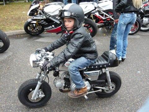 Futur biker