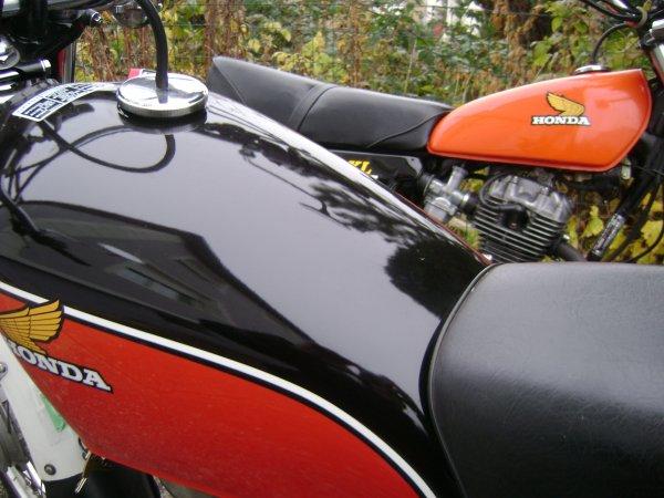 HONDA 125 XL - HONDA 250 XL