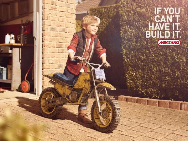 Enfants et motos
