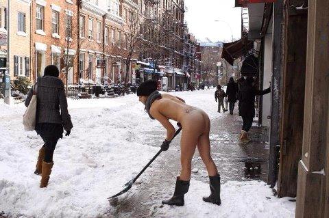 Vraiment marre de la neige ?