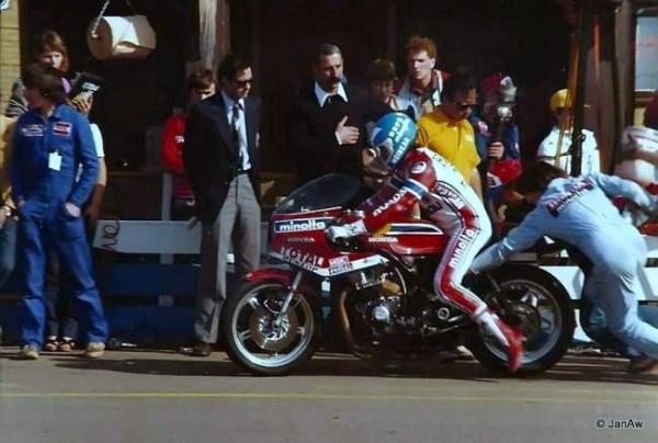Hervé Moineau ASSEN 1980