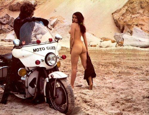 Moto Guzzi (pour me rattraper car y'a des choses qui remontent...)