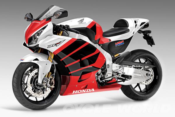 HONDA RCV Conceptbike : +++++++++