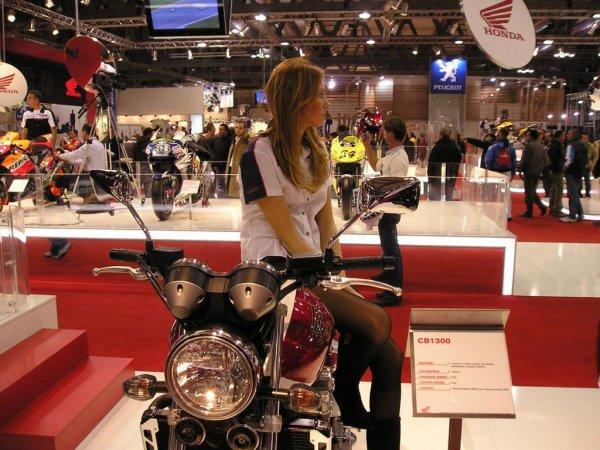 Honda cb 1300 Sexy