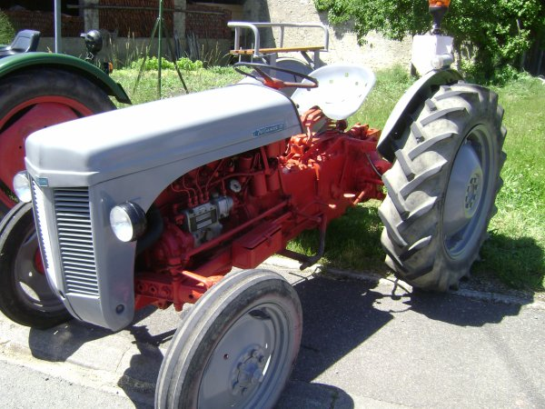 Fete du tracteur à Bischtroff