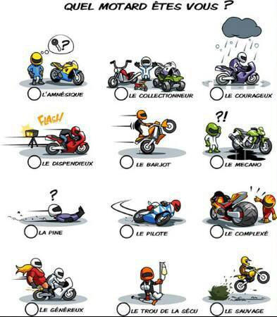 Quel motard etes vous ?