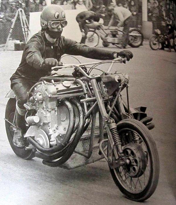 Pour ceux qui pensaient avoir inventer les café Racer