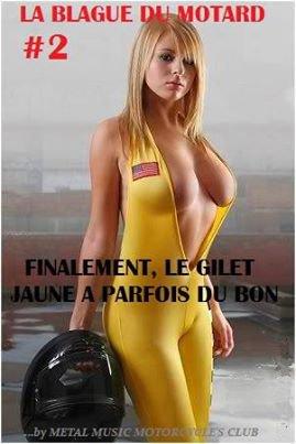 Oui pour le port du gilet jaune !!!!