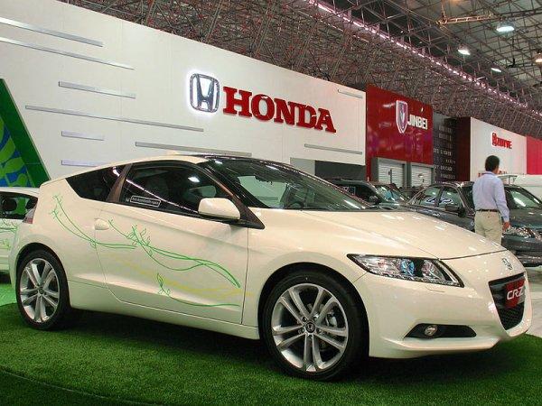 Aprés la moto, la tondeuse ce sera peut etre elle ma future voiture, une Honda bien sur !!!!
