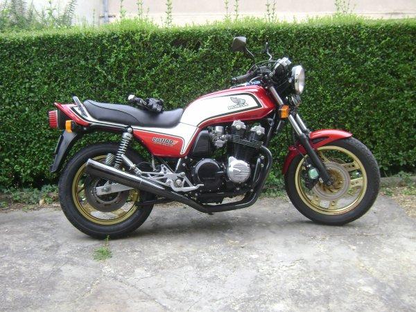 Honda CB 1300 s et 1100 Bol