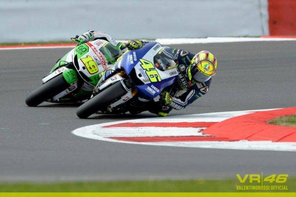 Rossi : c'est beau mais quand est ce qu'il se détachera de cette 4ème place??!!!!!!!