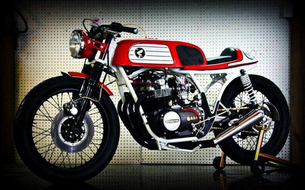 HONDA CB 550 Café Racer
