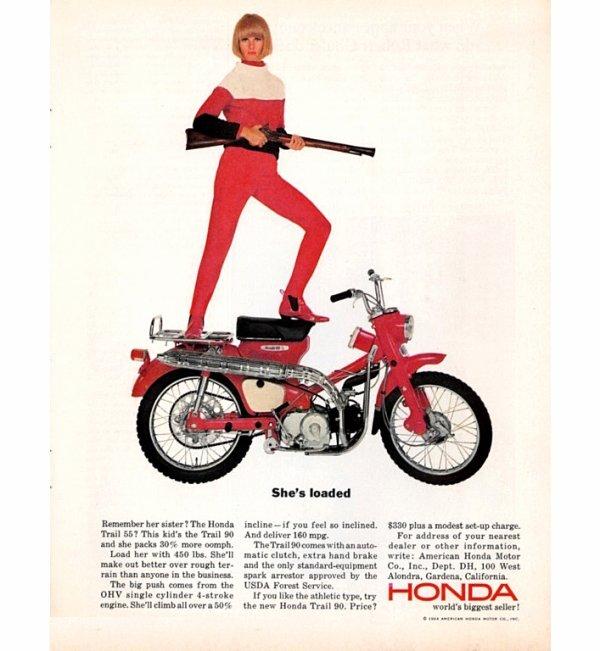Honda CT 90