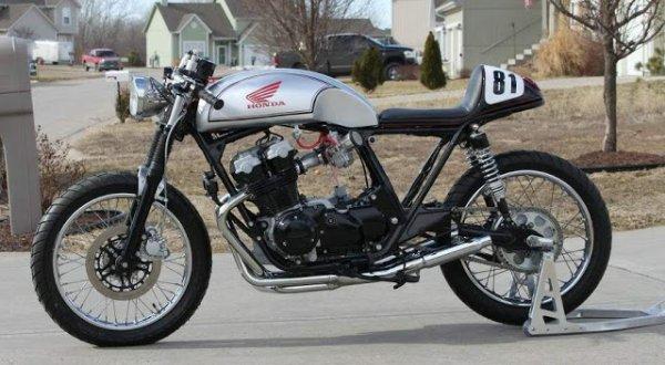 HONDA 750 BOL - Café racer