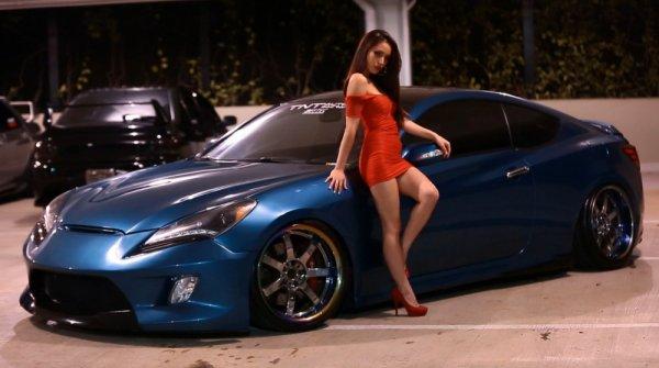 La voiture ou Tia Morales ?